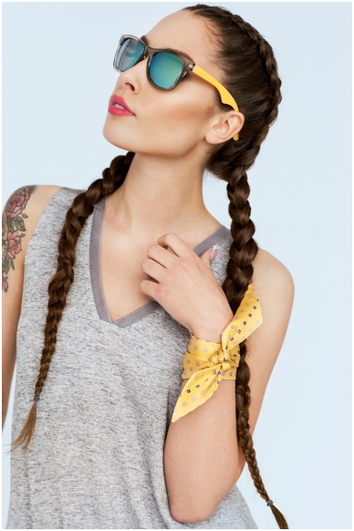Silk Fascia (bracelet) 3
