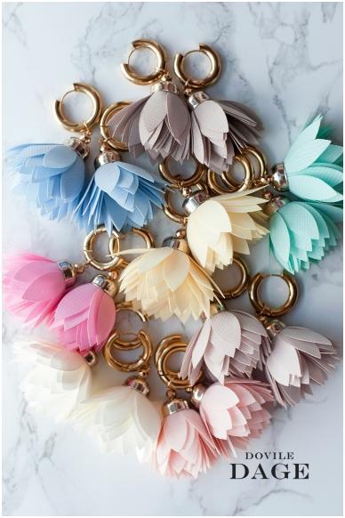 """Earrings  """"Rose Bloom""""  2"""