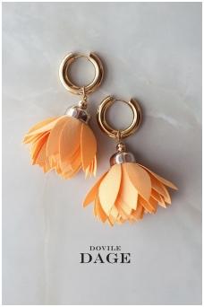 """Earrings """"Mimosa Bloom"""""""