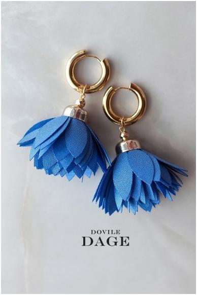 """Earrings """"Royal Bloom"""""""