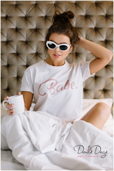 "T-shirts ""Babe"" 2"