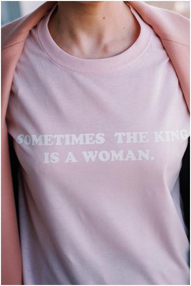 "T-shirts ""King"""