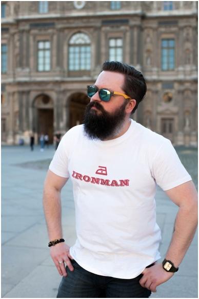 """T-Shirt """"Ironman"""""""