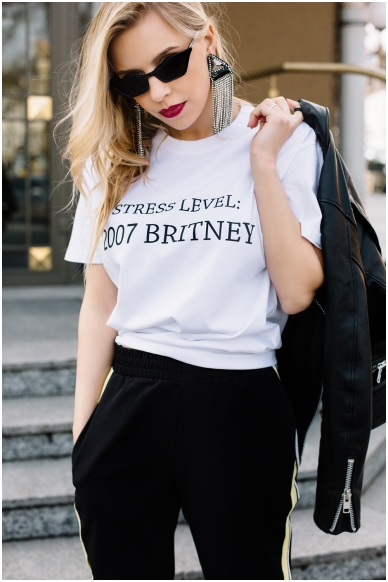"T-shirts ""Britney"""