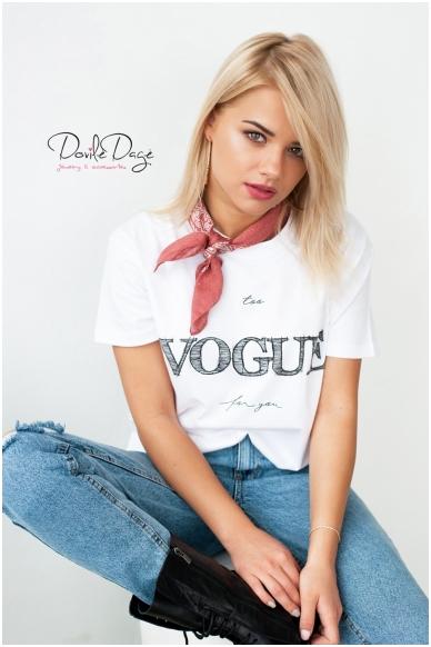 "T-shirts ""Vogue"""