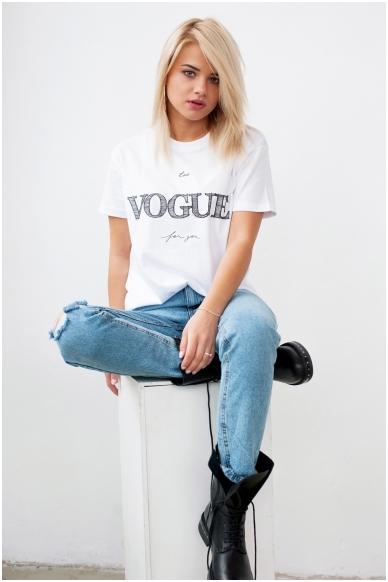 "T-shirts ""Vogue"" 2"