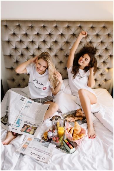 "T-shirts ""Mademoiselle"" 2"