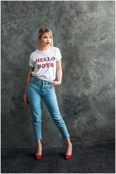 "T-shirts ""Hello Boys"" 2"