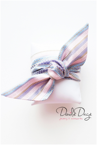 Silk Fascia (bracelet) 2