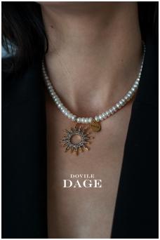 "Necklace ""Romeo"""