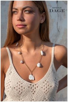 """Necklace """"Malibu sun"""""""
