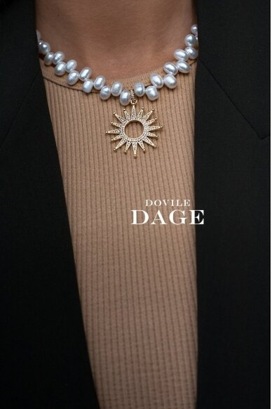 "Necklace ""New Romeo"""