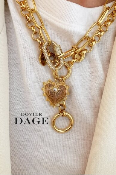 """Necklace """"Deo"""" 3"""