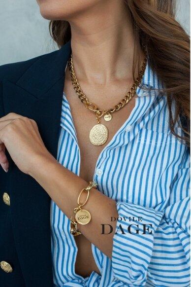 "Necklace ""Yale"""