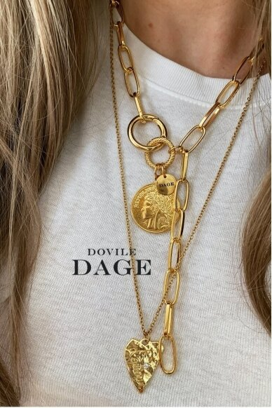 """Necklace """"L'amour"""" 3"""